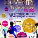 Portes ouvertes de Val'Muse, samedi 16 décembre, essais 'Découverte '