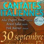 """Impressions des auditeurs sur le concert """"Sonates et Cantates italiennes"""""""
