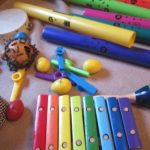 Éveil à la musique pour les très jeunes enfants et leur famille