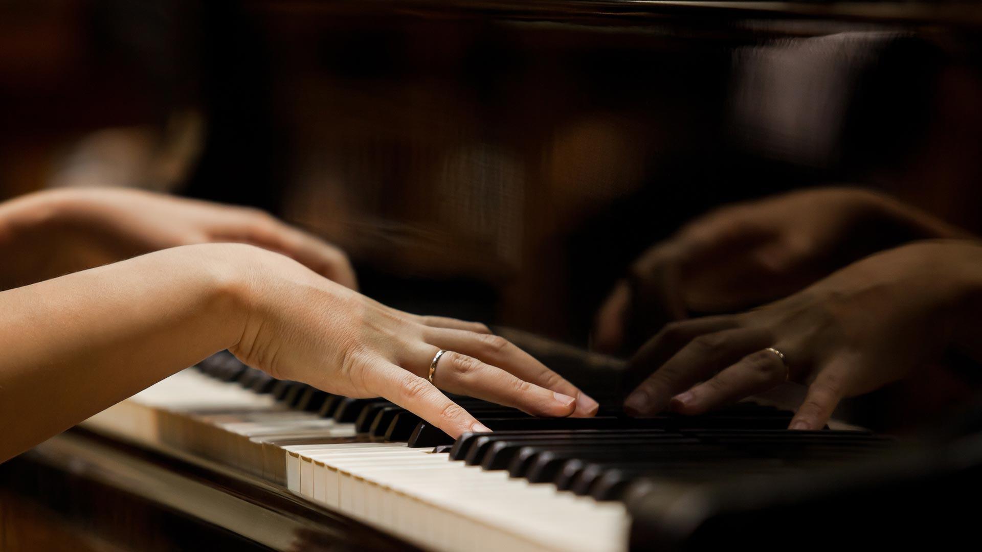 cours de piano à Valmuse