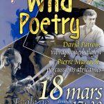 Wild poetry : 1er concert de la saison des Inter'Vals