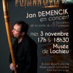 "Inter'Vals 2021 : ""Fujarkovo"" le 3 novembre au Musée de Lochieu – 17h & 18h30"