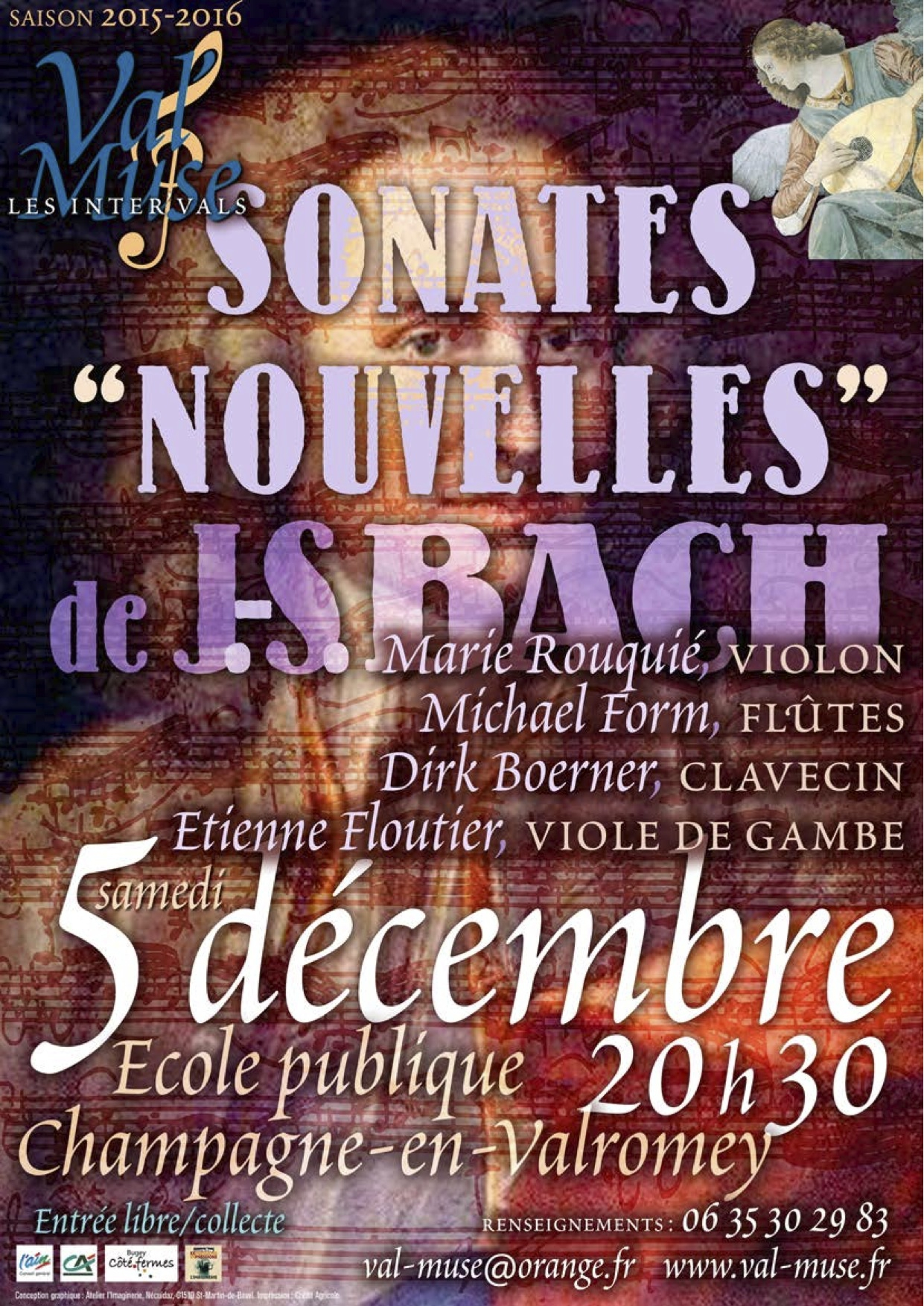 sonates bach