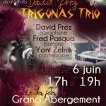 David Prez TRIGONAS Trio