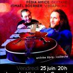 PRISM' en concert le 25 juin au lac de Virieu le Grand